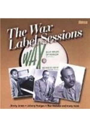 Various Artists - Wax Label Sessions, The