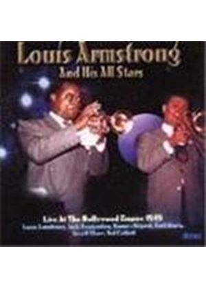Louis Armstrong - Live At The Hollywood Empire 1949