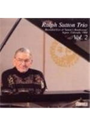 Ralph Sutton Trio - Live At Sunnie's Rendezvous 1969 Vol.2