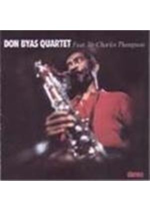 Don Byas - Don Byas Featuring Sir Charles Thompson