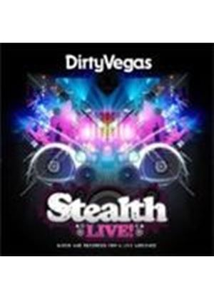Various Artists - Stealth Live (Music CD)