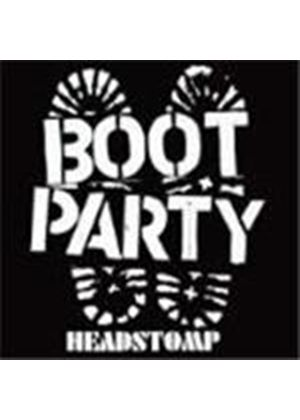 Boot Party - Headstomp (Music Cd)