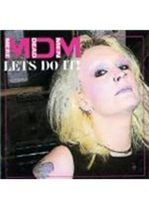 Mdm - Lets Do It (Music Cd)