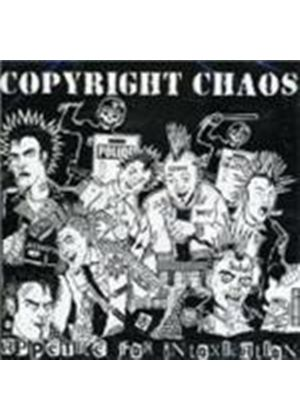Copyright Chaos - Appetite For Intoxication (Music Cd)