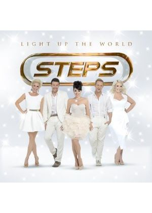 Steps - Light Up the World (Music CD)
