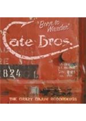 Cate Brothers - Crazy Cajun Recordings, The (Music CD)