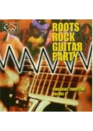 Various Artists - Zimbabwe Frontline Vol.3 (Roots Rock Guitar Party)
