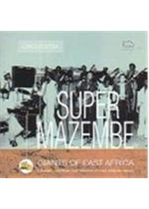 Orchestra Super Mazembe - Giants Of East Africa (Music CD)