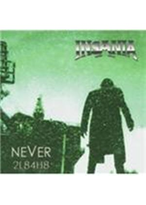 Insania - Never Two L Eight Four h Eight (Music CD)