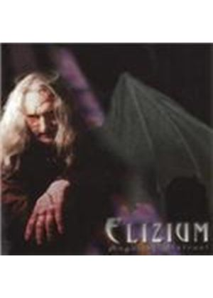 Elizium - Angel Of Mistrust (Music CD)