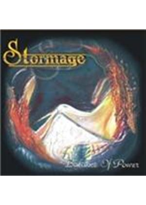 Stormage - Balance of Power (Music CD)