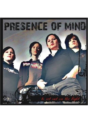 Presence of Mind - To Set out on the Light (Music CD)