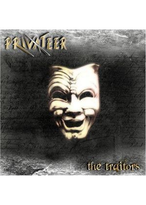 Privateer - Traitors (Music CD)