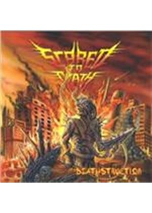 Scared to Death - Deathstruction (Music CD)
