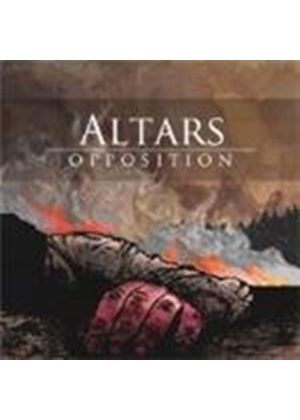 Altars - Opposition (Music CD)