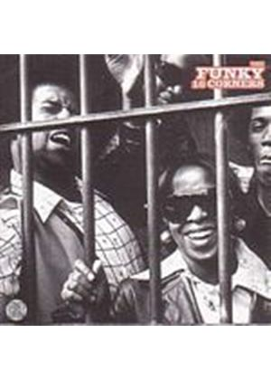 Various Artists - The Funky 16 Corners (Music CD)