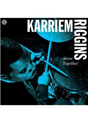 Karriem Riggins - Alone Together (Music CD)