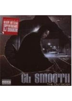 CL Smooth - The Outsider (Music CD)