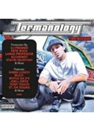 Termanology - Time Machine (Parental Advisory) [PA] (Music CD)