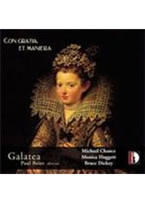 Con Gratea et Maniera (Music CD)