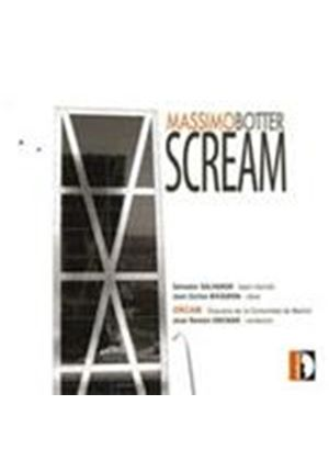 Botter: Scream (Music CD)