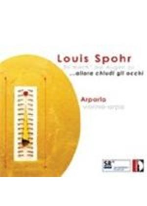 Spohr: Violin and Harp Chamber Works (Music CD)