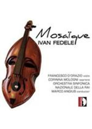 Fedele: Mosaique (Music CD)