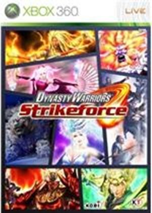Dynasty Warriors - Strikeforce (XBox 360)