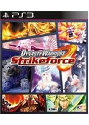 Dynasty Warriors - Strikeforce (PS3)
