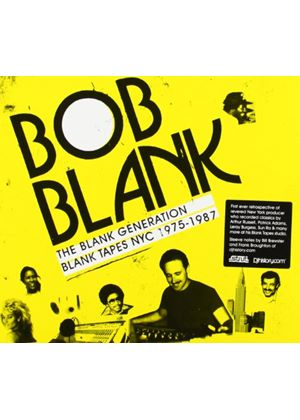 Various Artists - Bob Blank - The Blank Generation (Music CD)