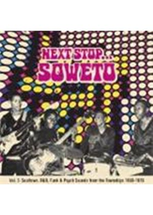 Various Artists - Next Stop Soweto Vol.2 (Soultown) (Music CD)