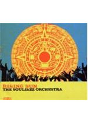 Souljazz Orchestra - Rising Sun (Music CD)