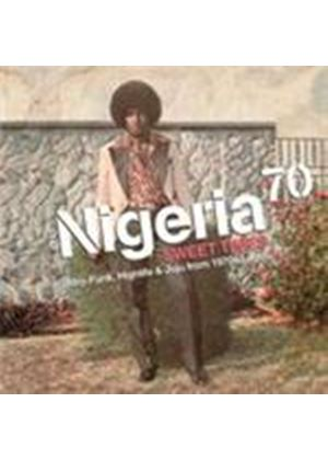 Various Artists - Nigeria - Sweet Times Afro-Funk Highlife And Juju From 1970s Lagos (Music CD)