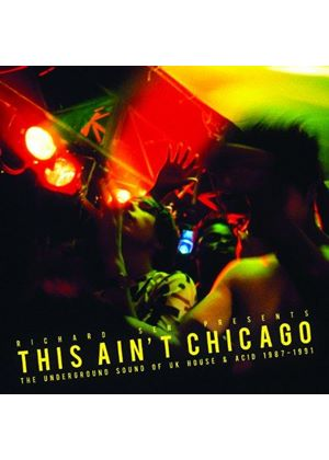 Various Artists - This Is Not Chicago (Music CD)