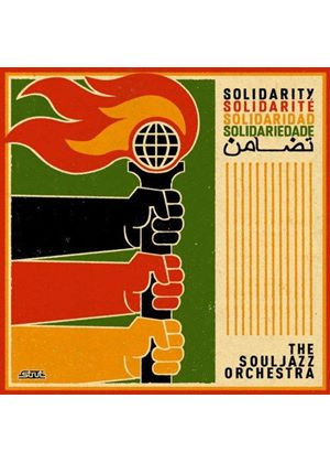 Souljazz Orchestra (The) - Solidarity (Music CD)