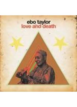 Ebo Taylor - Love And Death (Music CD)