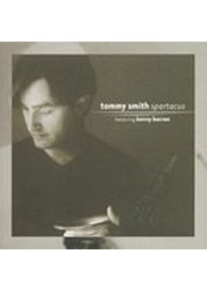 Tommy Smith - Spartacus (Music CD)