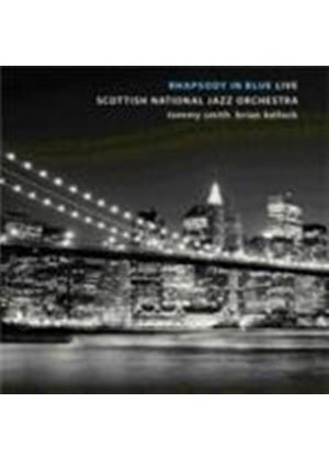 Tommy Smith & Scottish National Jazz Orchestra - Rhapsody In Blue (Live) (Music CD)