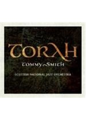 Tommy Smith & Scottish National Jazz Orchestra - Torah (Music CD)