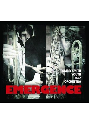 Tommy Smith Youth Jazz Orchestra/Jim Locke - Emergence (Music CD)
