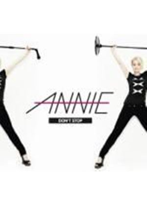 Annie - Dont Stop (Music CD)