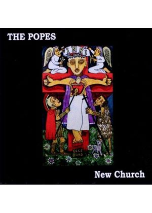 Popes (The) - New Church (Music CD)