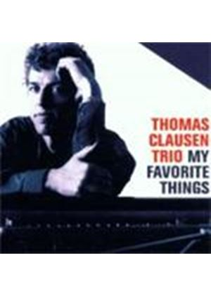 Thomas Clausen Trio - My Favourite Things
