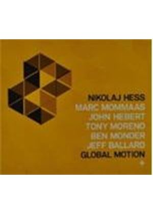 Nikolaj Heiss - Global Motion (Music CD)
