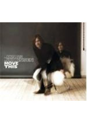 Jonas Johansen - Move This (Music CD)