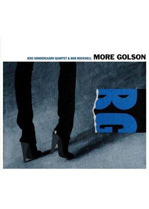 Bob Rockwell - More Golsen (Music CD)