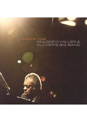 Klüvers Big Band - Grew's Tund (Music CD)