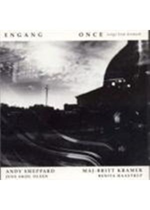 Maj-Britt Kramer & Andy Sheppard - Once (Songs From Denmark) (Music CD)