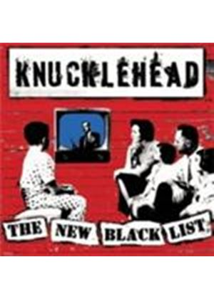 Knucklehead - New Black List, The (Music CD)