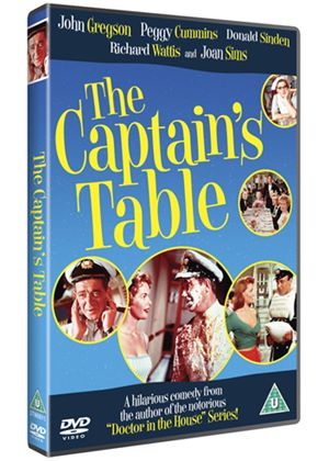 The Captain's Table (1958)